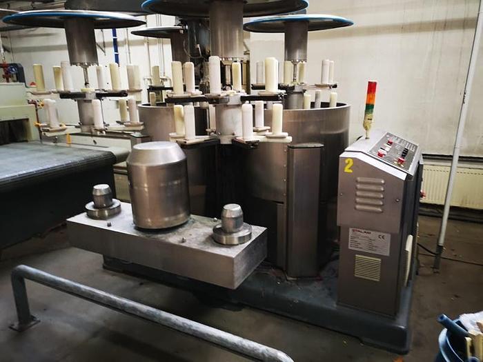 STALAM bobbin yarn hydroextractor