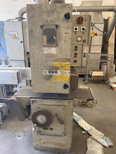 Used 2001 Jakob Loewer ST 300 Heavy Duty Dry Grinding Machine