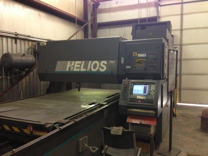 Used 1997 2000 Watt Stippit Helios CNC Laser