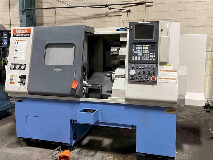 Used 1998 Mazak QT250HP
