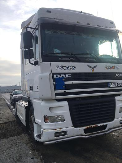 2006 DAF 95 XF 430 EURO 3 MANUAL