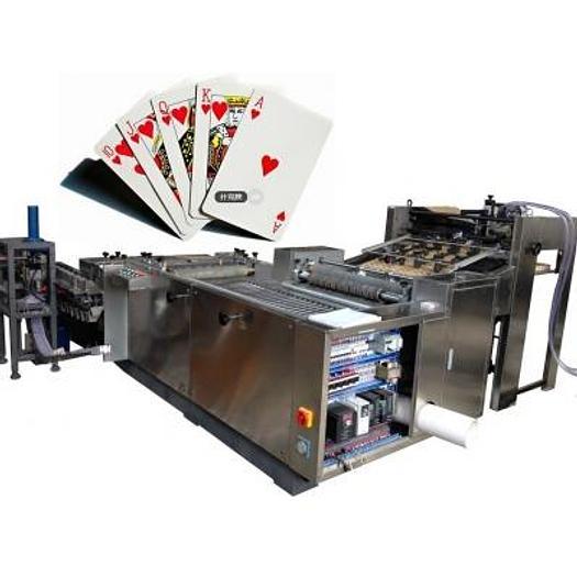Dawson Digital Machinery Slitting Machine