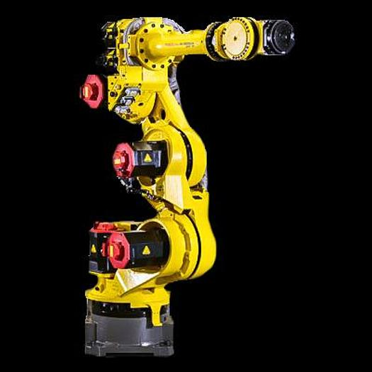 Used FANUC R1000iA/120-7B 7 AXIS CNC ROBOT WITH R30iB CONTROLLER