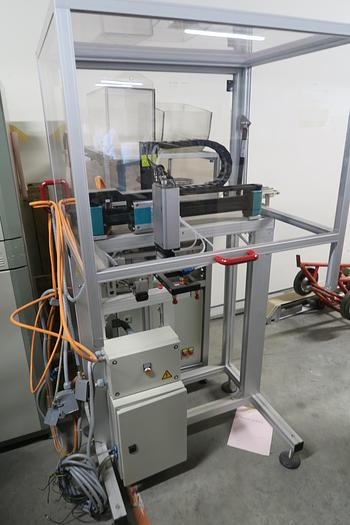 Klockner Medipak Deep Draw Blister Packer