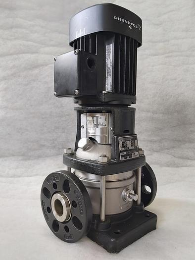 Gebraucht Kreiselpumpe, CRN1S-2 A-FGJ-G-E-HQQE, 12,3m, 0,9m3/h, Grundfos,  gebraucht-Top