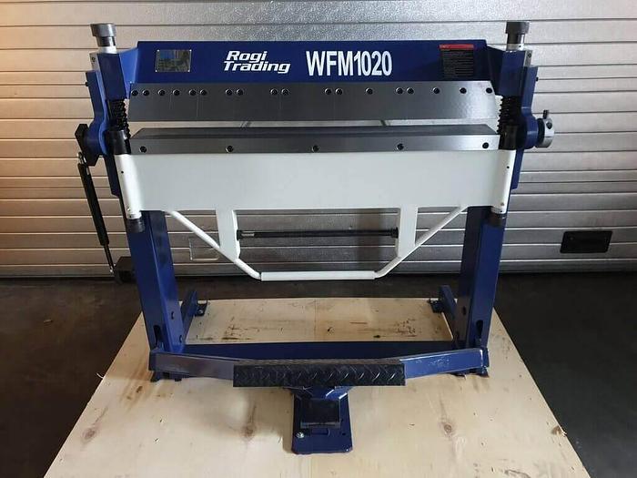 WFM1020 - ROGI Manual Bending Machine