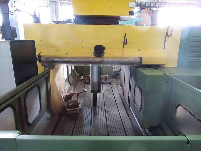 FRESATRICE A PORTALE MOBILE NORMA MULTINORMA 5000 10.40 CNC
