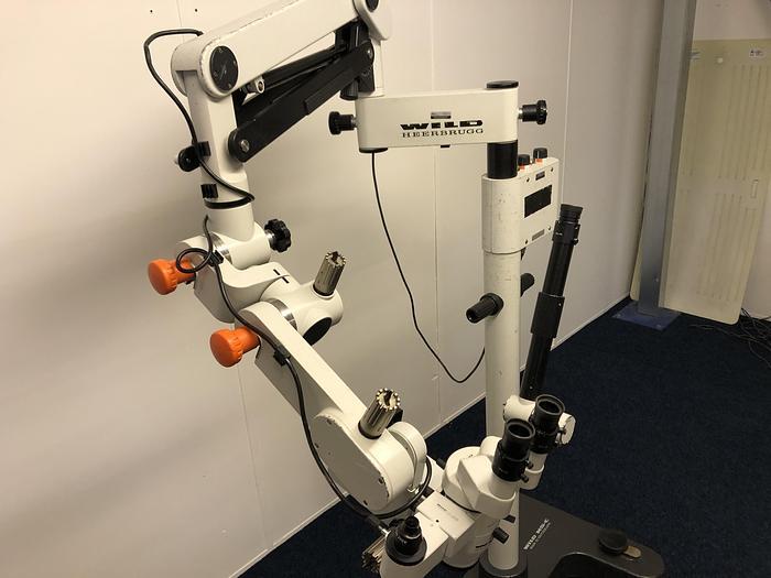 Microscope Operating Leica M650 Wild Heerbrugg