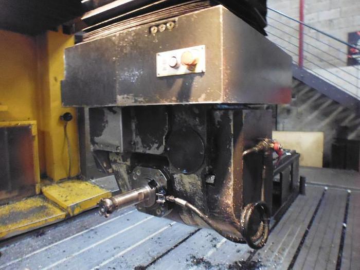 FRESATRICE A PORTALE MOBILE NORMA MULTINORMA 6000 25.50 CNC