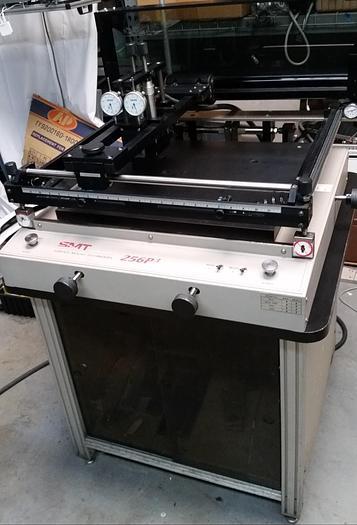 Surface Mount Techniques SMT 256 P3 semi-automatic printer