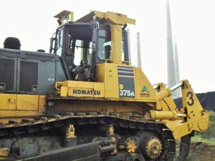 2008 KOMATSU D375A-5E0