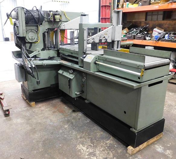 Used Hyd-Mech S-20II HOrizontal Automatic Bandsaw