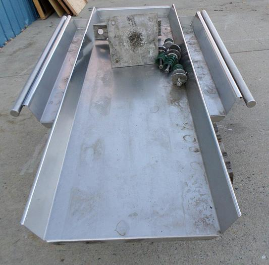 Used Key Iso Flow Conveyor