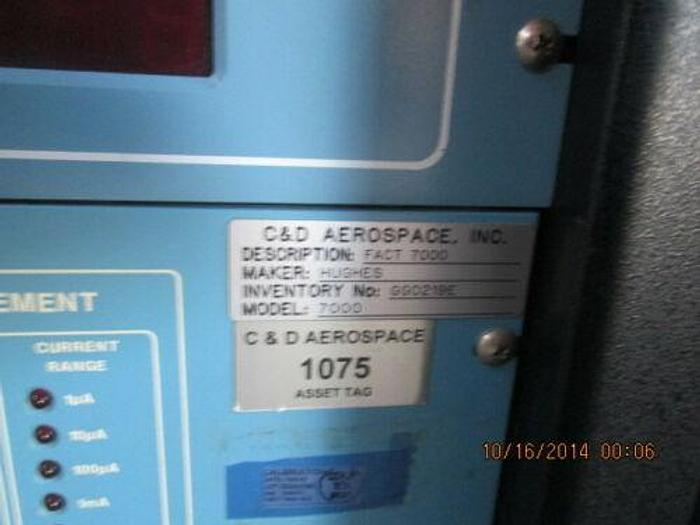 DIT-MCO FACT 7000 Relay, Diode, Wiring Analyzer / Advanced Measurement System