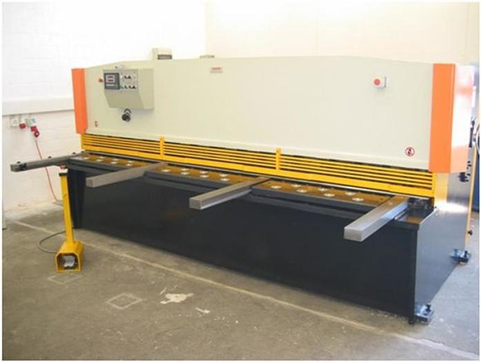 Gebraucht Blechschere HSS6 x 3200 mm