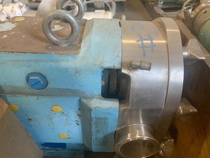 Used Waukesha Model 060 Positive Displacement Pump 060