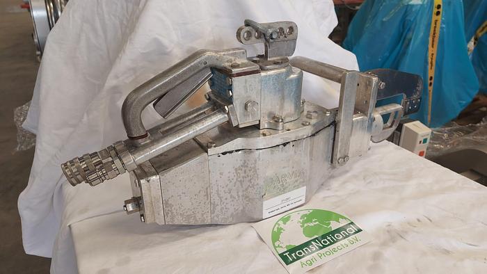 Used Jarvis MG-1B Hydraulic Brisket saw