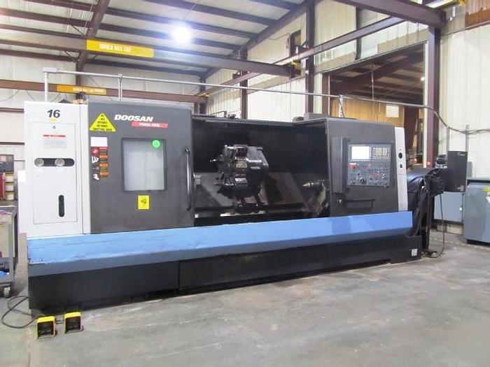 Used 2014 Doosan PUMA 480L CNC Turning Center