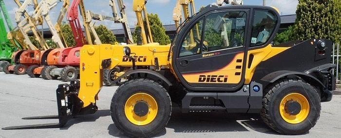 2019 Dieci Samson 75.10 103 kW
