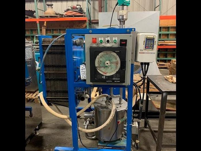 Used GoodNature Pasteurizer  MFP-600 HF-1