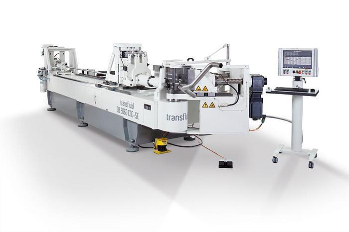 Transfluid New CNC tube bending machines