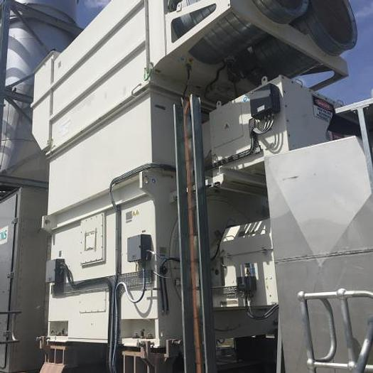 12.9 MW 2015 Used Siemens SGT 400 Natural Gas Generator