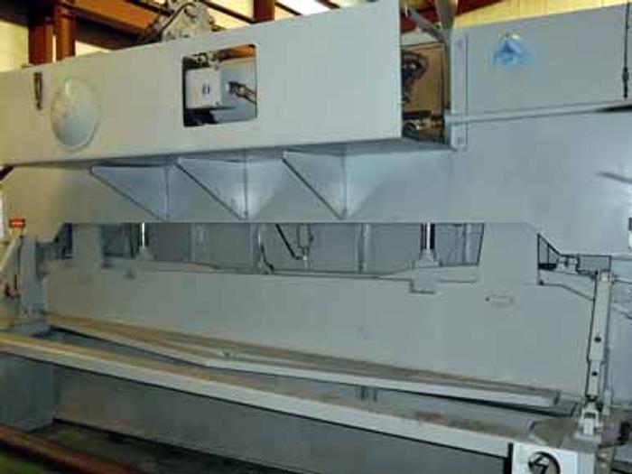 """1/2"""" x 12', BERTSCH 500144, 1983,Hydraulic Shear,adj. Gap,FOPBG"""