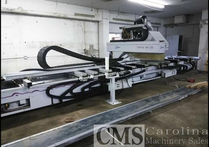 Used Weeke BHC 750 CNC Router