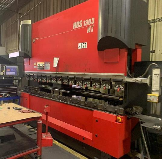 2012 143 Ton Amada HDS-1303NT CNC Prses Brake