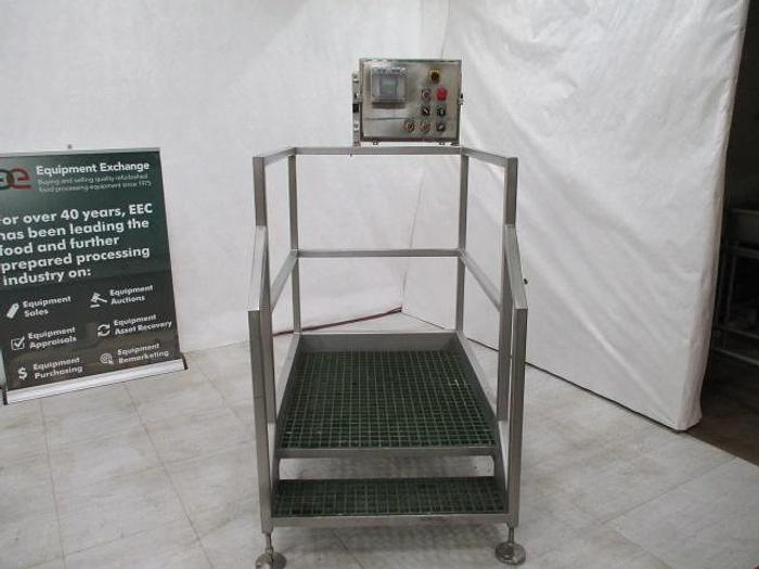 Used Work Platform with Controls