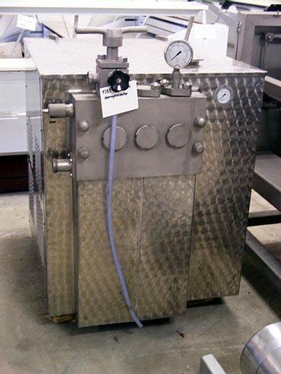 Used Homogenizator CH-020