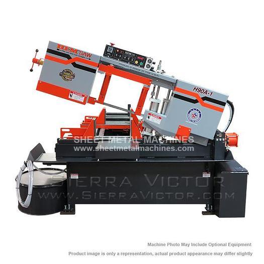 HE&M Horizontal Pivot Bandsaw H90A-1