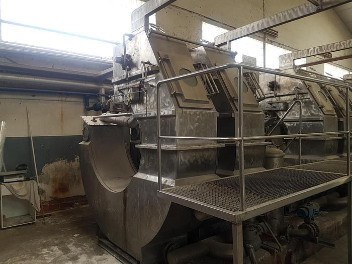Used MCS AT DYEING MACHINE  200 kgs  1979