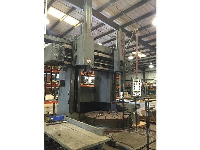 "59"" Summit Vertical Boring Mill"