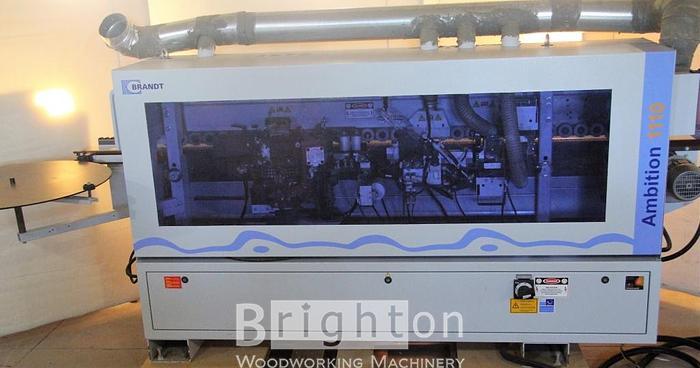 2012 Brandt Ambition 1110 (KDN110) Edgebander