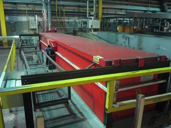 Powder Coating Line for Aluminum Profile Extrusions: EX-484