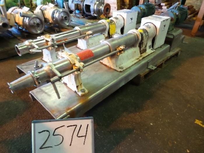 Moyno 2FG6-SSZ-SAA #2574