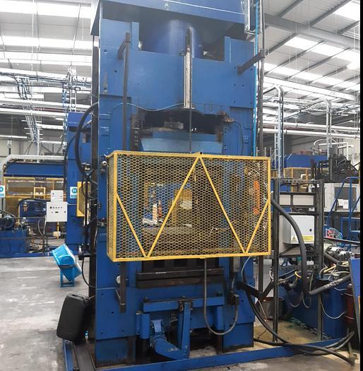 Used Bipel 300ton downstroke Hydraulic Press