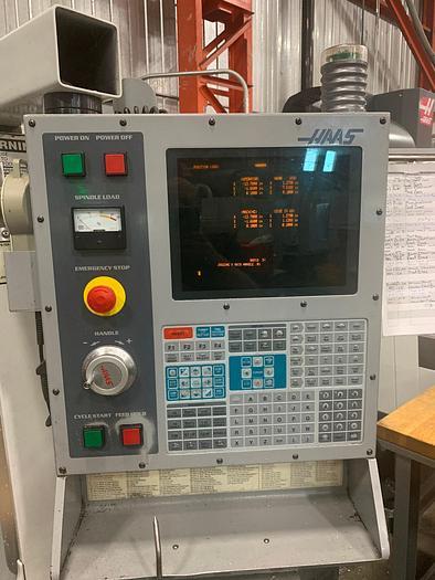 "30""X, 16""Y, 20""Z, HAAS, VF-2, CNC VERTICAL MACHINING CENTER"