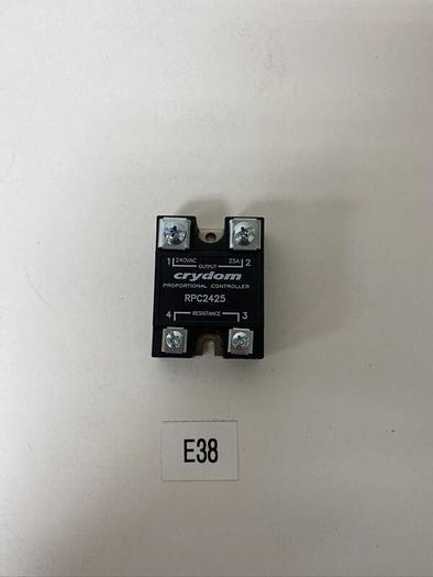New Crydom RPC2425 Proportional Controller 240VAC 25A