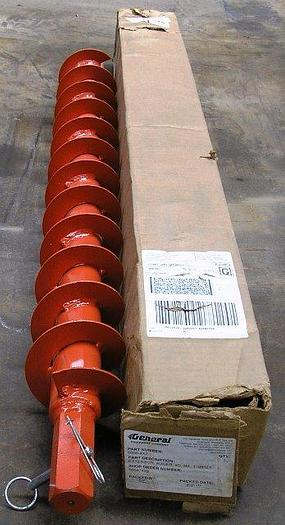 New General Equipment Extension Earth Auger Part 5500