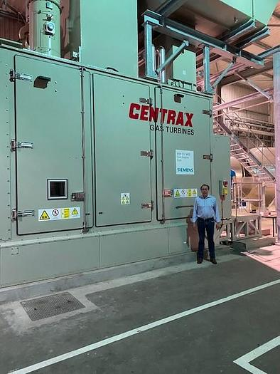 Used 2017 Centrax CX400 - 12 MWe