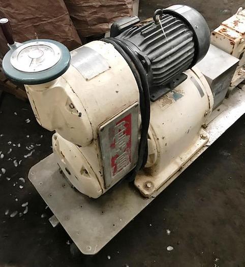 Waukesha Stainless Steel Pump 60