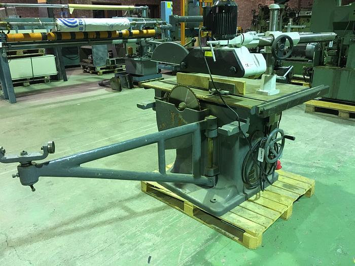 Used Palmer Lindberg circular saw