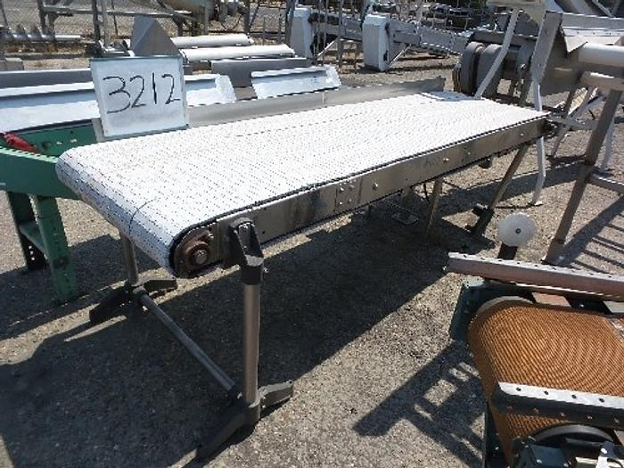Accumulation Table 30'' Wide x 9' Long