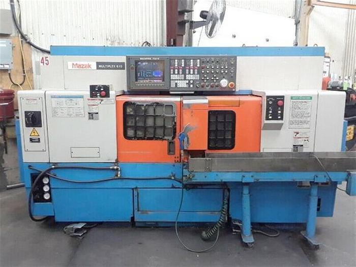 Used 1993 Mazak Multiplex 610