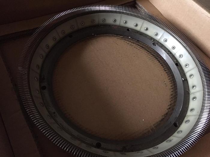 Gebraucht Austauschkranz für Kettelmaschinen  KMF  Kl. 107 Kranz E10