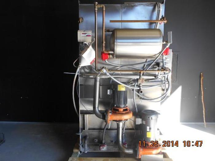 Used LVO ELECTRIC RACK WASHER