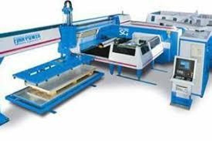 Usata Finn Power RICAMBI IDRAULICA - PNEUMATICA - CNC SIEMENS E FANUC - INDEX