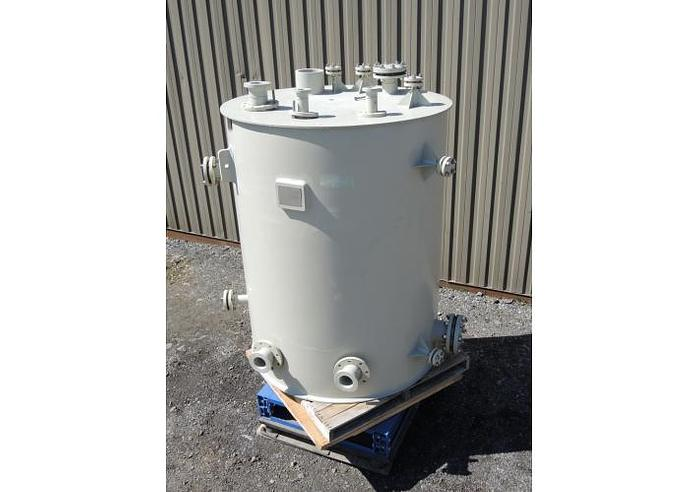 USED 600 GALLON TANK, POLYPROPYLENE